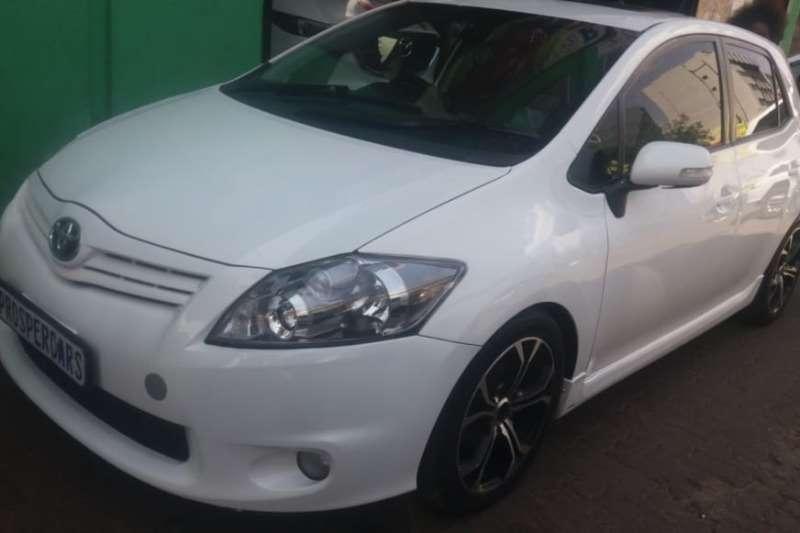 Toyota Auris 1.6 RS 2012