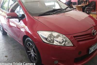 Used 2012 Toyota Auris 1.6 RS