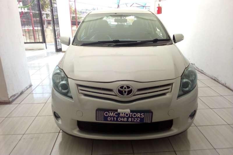 Toyota Auris 1.6 RS 2013