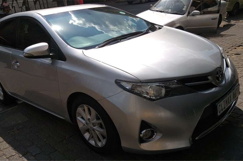 Toyota Auris 1.6 RS 2013