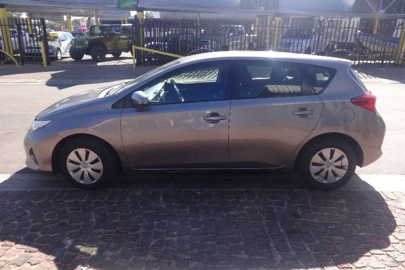 Toyota Auris 1.6 RS 2014