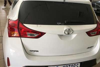 Used 2014 Toyota Auris 1.6 RS