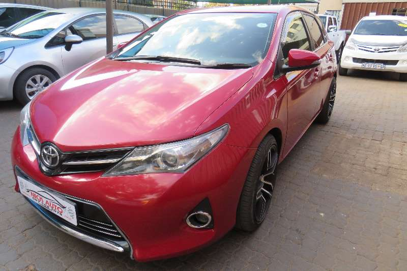 Toyota Auris 1.6 RS 2015