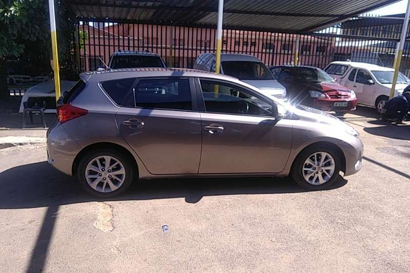 Used 2015 Toyota Auris 1.6 RS