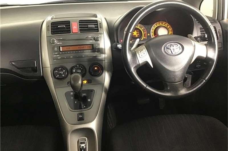 Toyota Auris 1.6 RS M-MT 2009