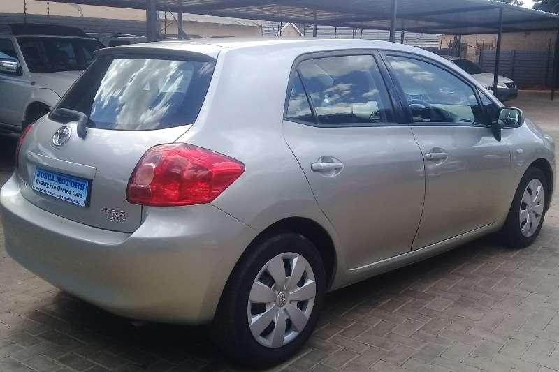 Toyota Auris 1.6 RT 2008