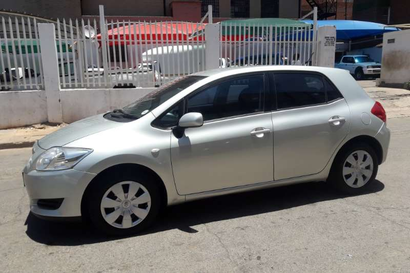 Toyota Auris 1.6 RT 2009