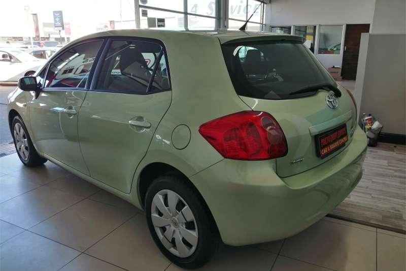 Toyota Auris 1.6 RT 2009