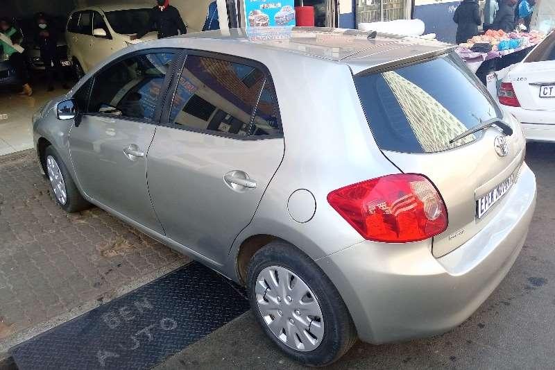 Used 2009 Toyota Auris 1.6 RT