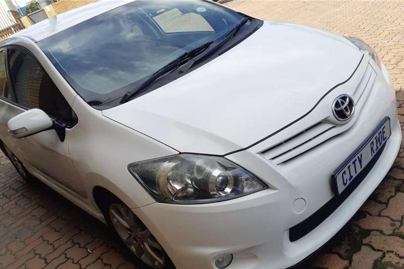Used 2012 Toyota Auris 1.6 RT