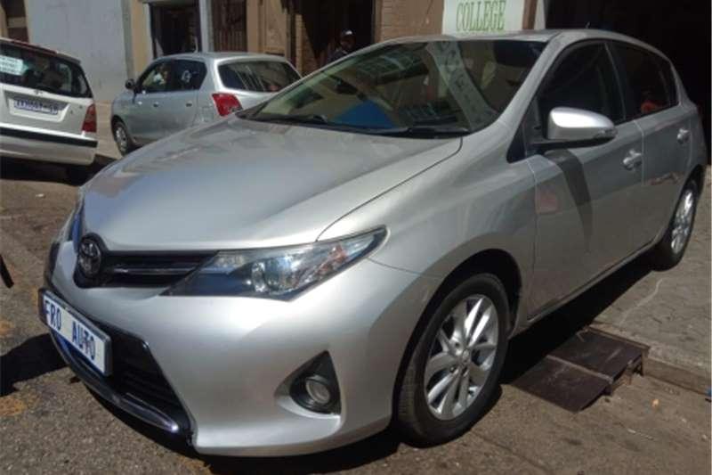 Used 2013 Toyota Auris 1.6 SportX