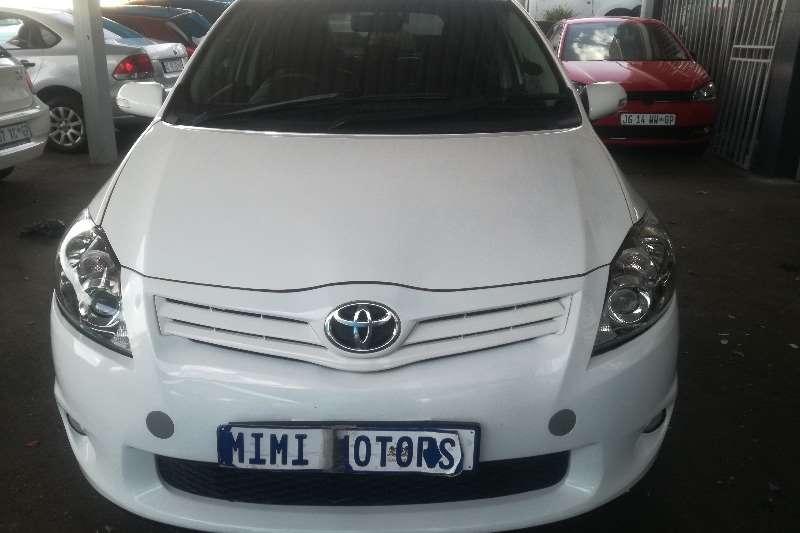 Toyota Auris 1.6 TRD MANUAL 2012