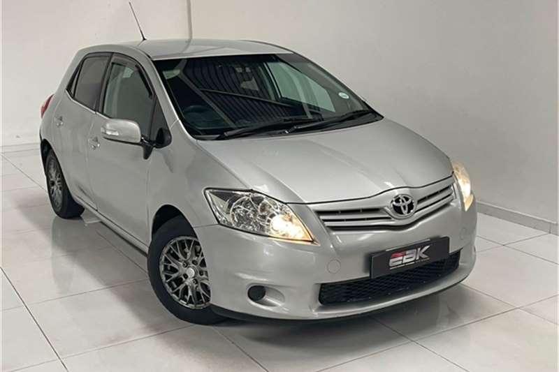 Used 2011 Toyota Auris 1.6 XI