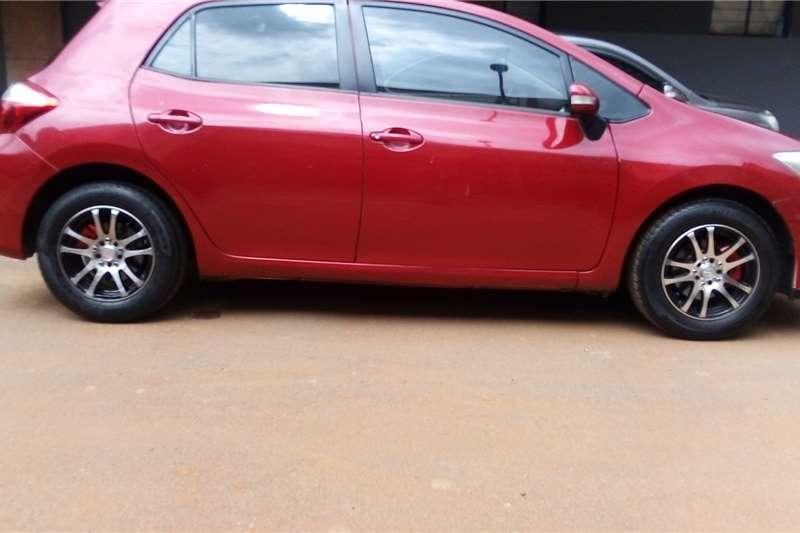2012 Toyota Auris Auris 1.6 Xi