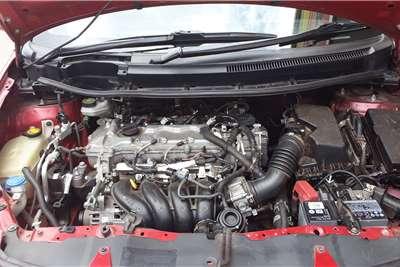 Toyota Auris 1.6 XI 2012