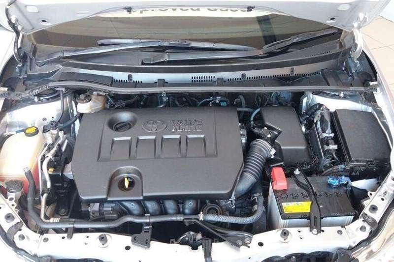 Toyota Auris 1.6 Xi 2013
