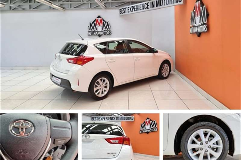 Used 2014 Toyota Auris 1.6 XI