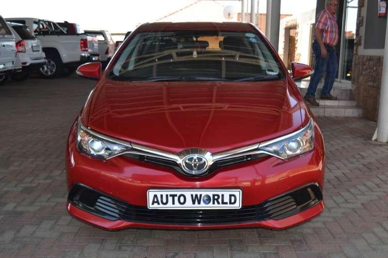 Toyota Auris 1.6 XI 2016