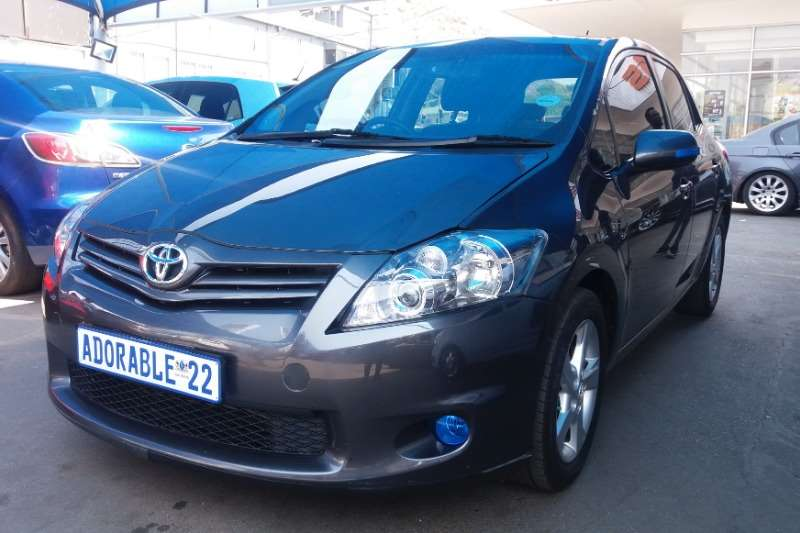 Toyota Auris 1.6 XR 2010