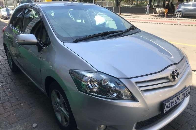 Toyota Auris 1.6 XR 2011