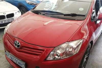 Used 2011 Toyota Auris 1.6 XR