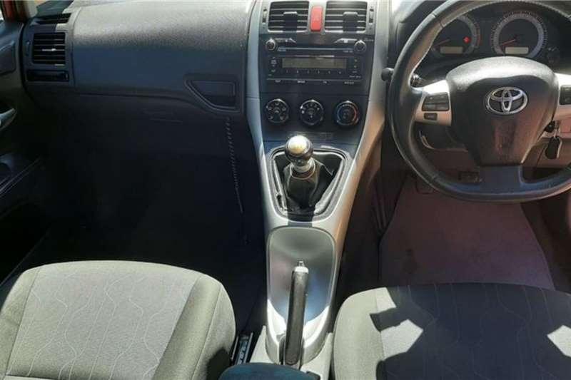 Used 2011 Toyota Auris AURIS 1.6 XR