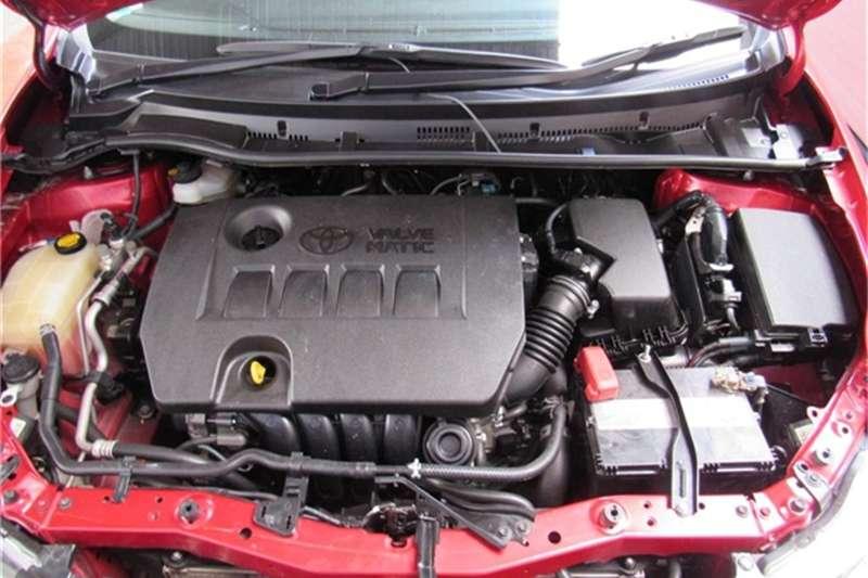 Toyota Auris 1.6 XR 2014