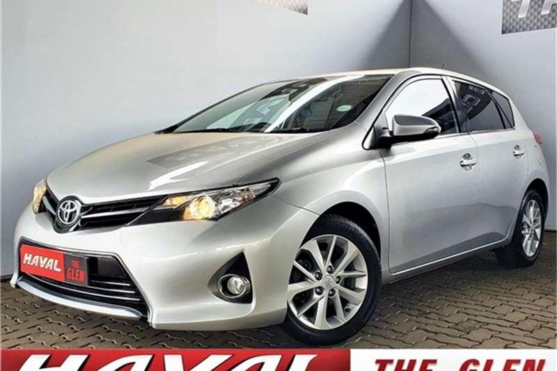2014 Toyota Auris Auris 1.6 XR