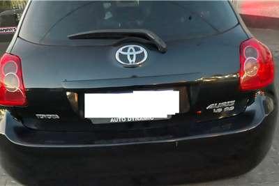 Used 2009 Toyota Auris 1.6 XR auto