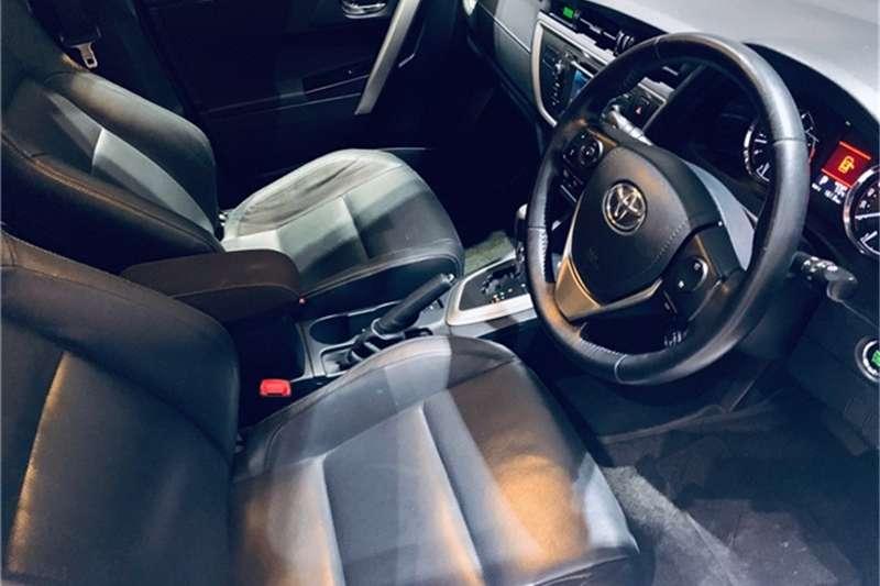 Toyota Auris 1.6 XR auto 2013