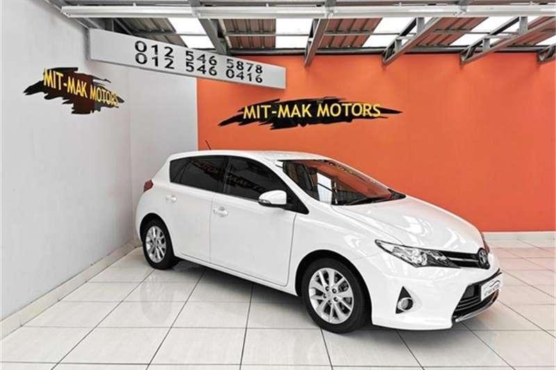 Toyota Auris 1.6 XR auto 2014