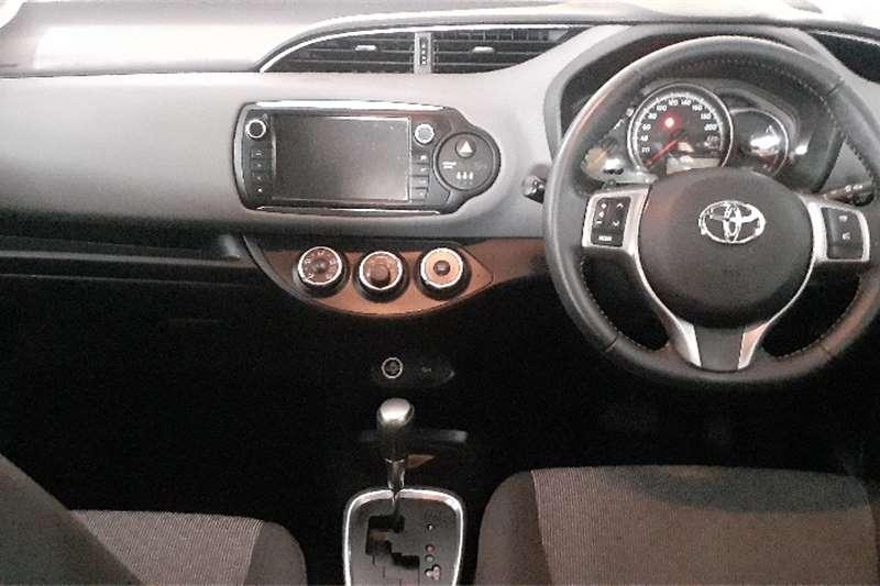 Toyota Auris 1.6 XR auto 2016