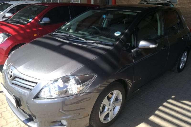 Toyota Auris 1.6 XS 2010