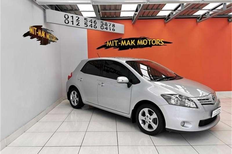 Toyota Auris 1.6 XS 2011