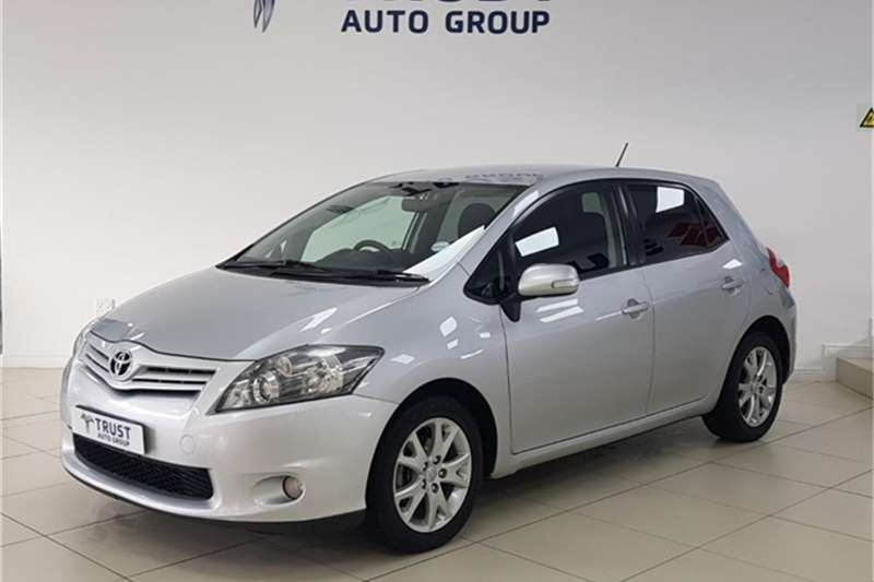 Toyota Auris 1.6 XS 2012