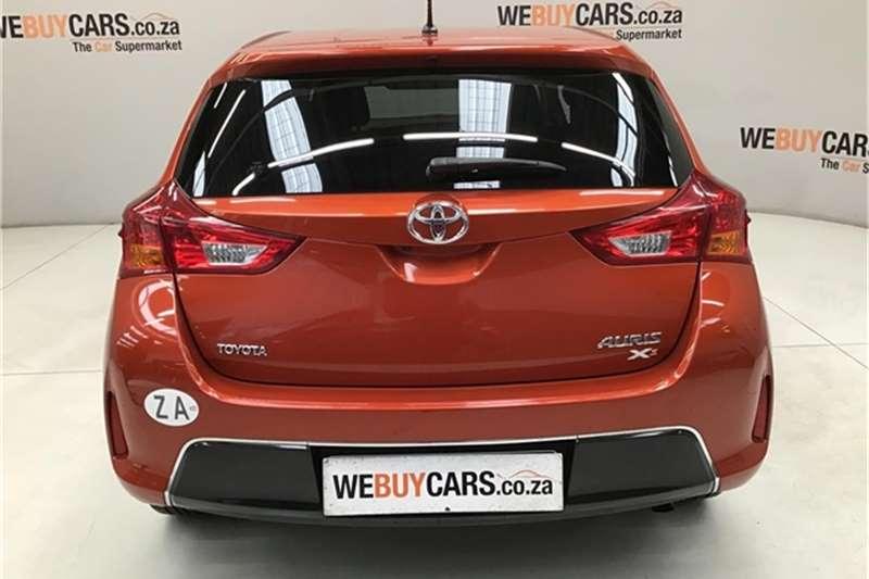 Toyota Auris 1.6 XS 2013