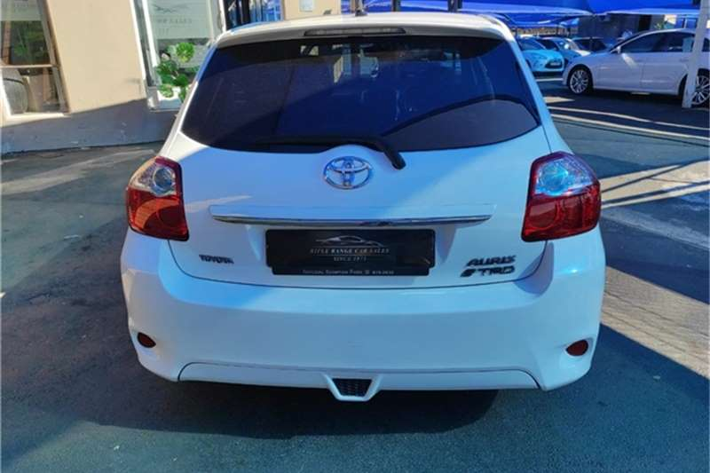 Used 2013 Toyota Auris 1.6 XS