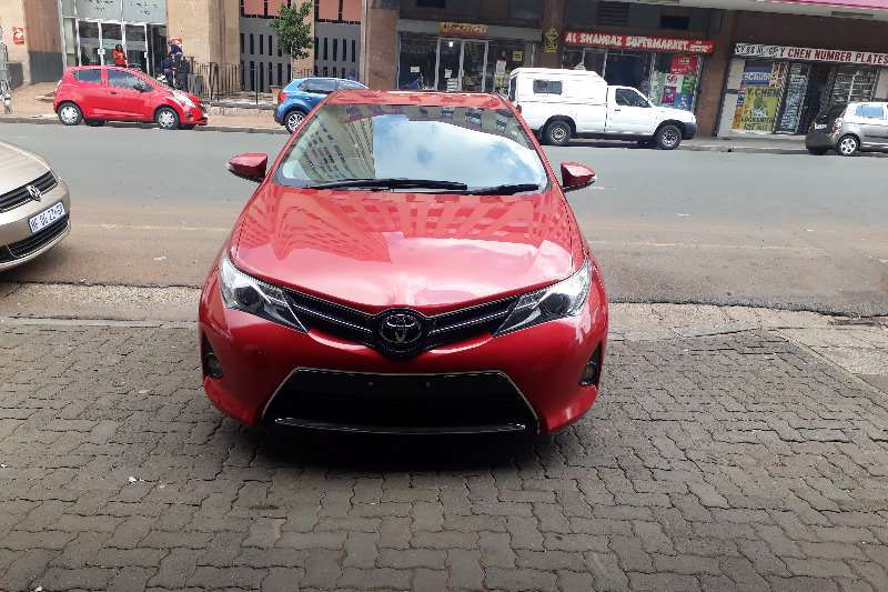 Toyota Auris 1.6 XS 2014