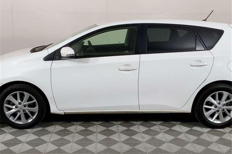 2014 Toyota Auris Auris 1.6 XS