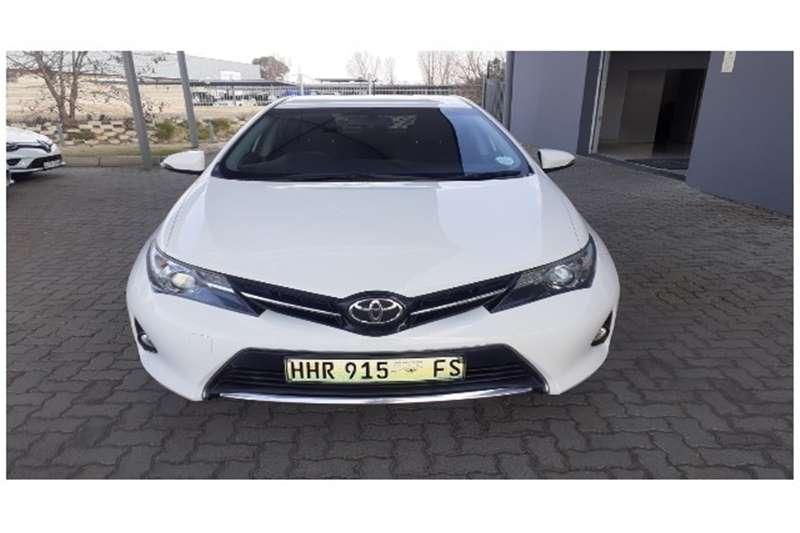 Used 2015 Toyota Auris 1.6 XS