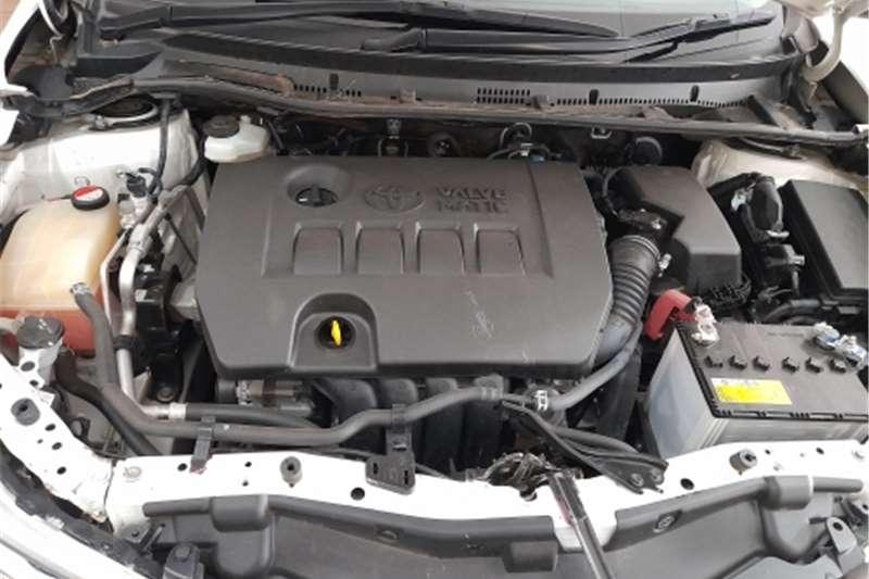Used 2016 Toyota Auris 1.6 XS