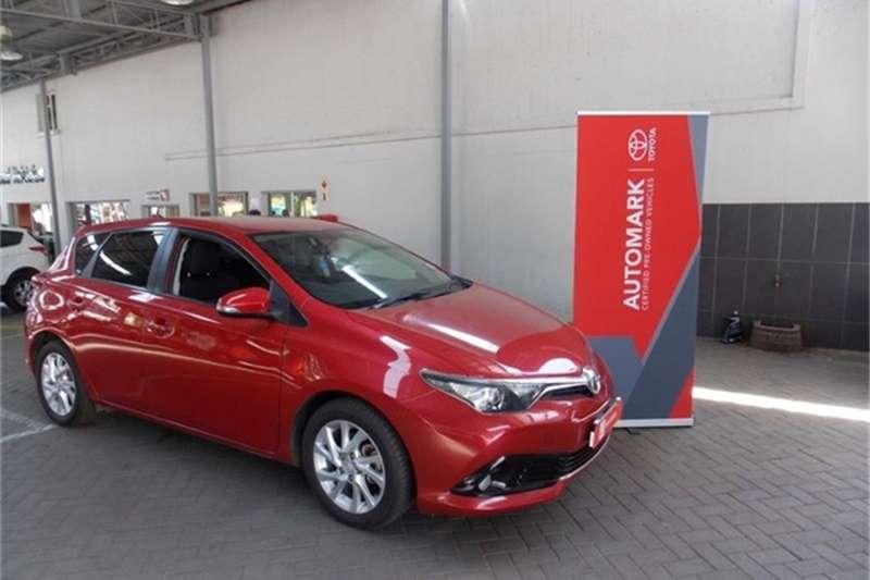 Toyota Auris 1.6 XS 2017