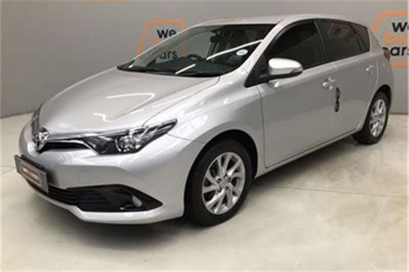 Toyota Auris 1.6 XS 2018