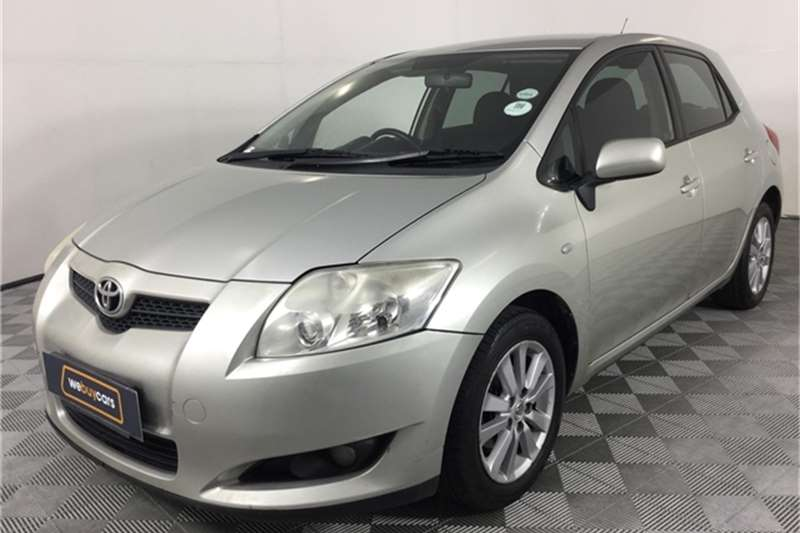 Toyota Auris 1.8 RS 2007