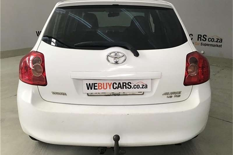 Toyota Auris 1.8 RS 2008
