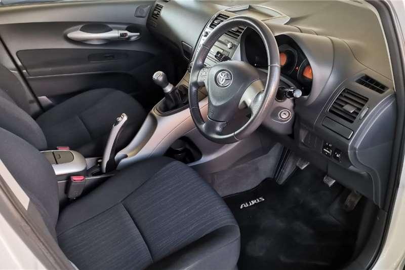 Toyota Auris 1.8 RS 2008