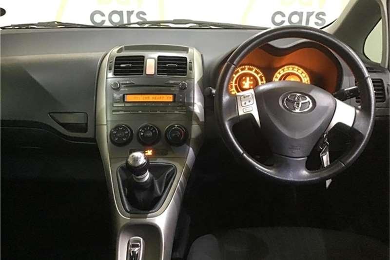 Toyota Auris 1.8 RS 2009
