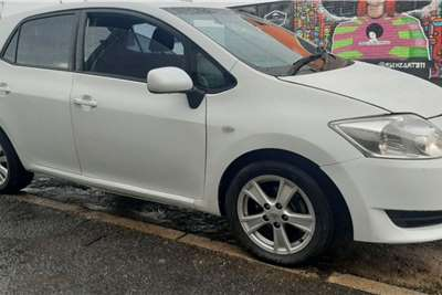 Used 2009 Toyota Auris 1.8 RS