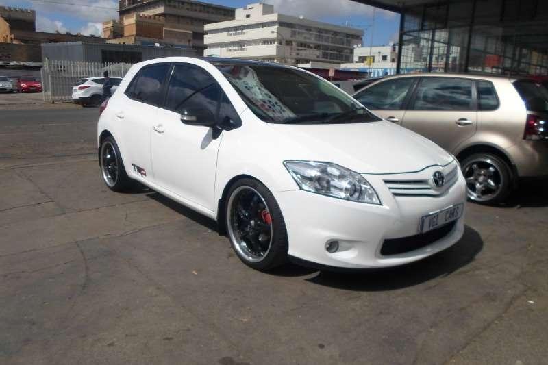 Toyota Auris 1.8 RS 2011