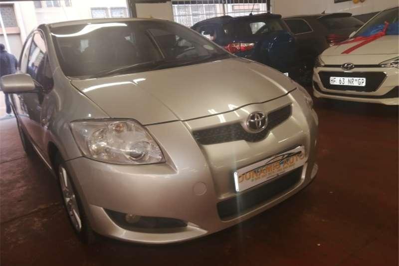 2009 Toyota Auris Auris 1.8 RX